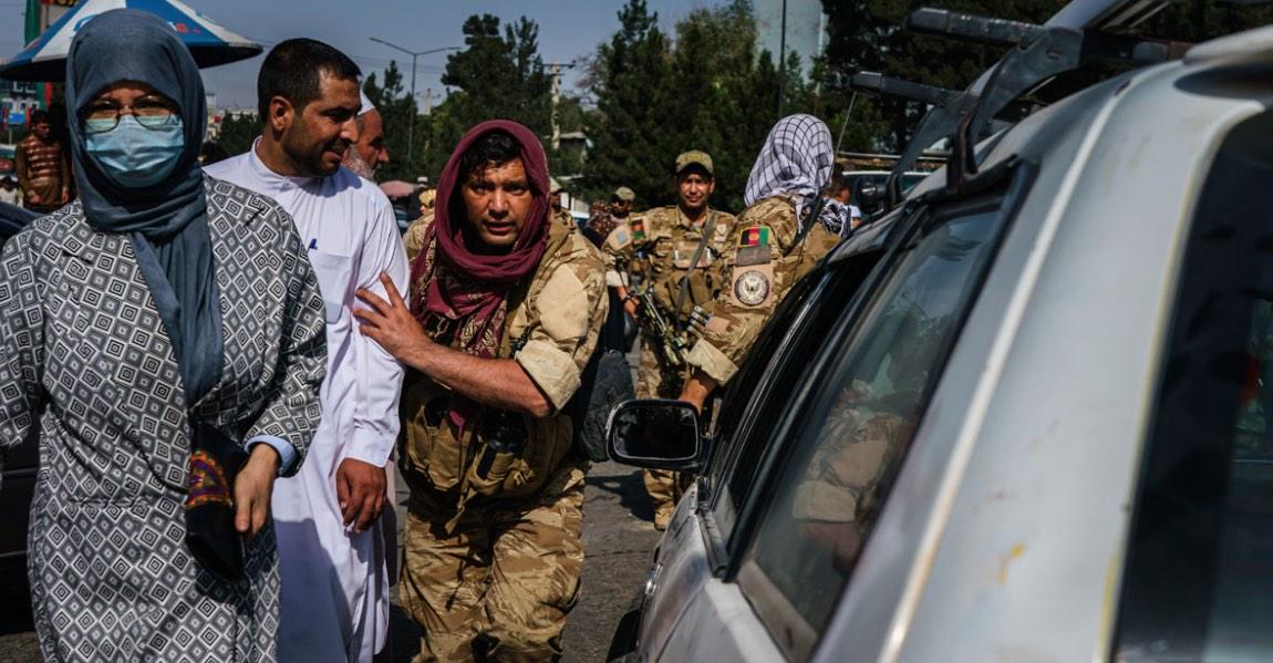 Estados Unidos, Talibán, Retirada estadounidense de Afganistán, Kabul, Joe Biden, Casa Blanca