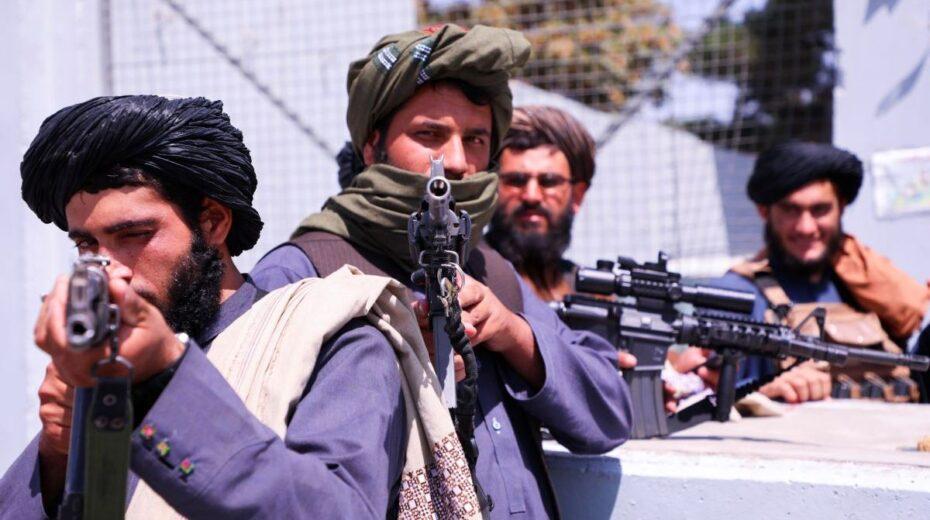 Milicianos afganos, Estados Unidos, Giraldi