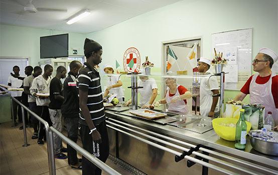 Africa, migrantes