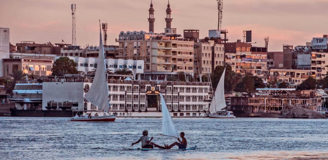 Rio Nilo, Africa, Egipto, Etiopia