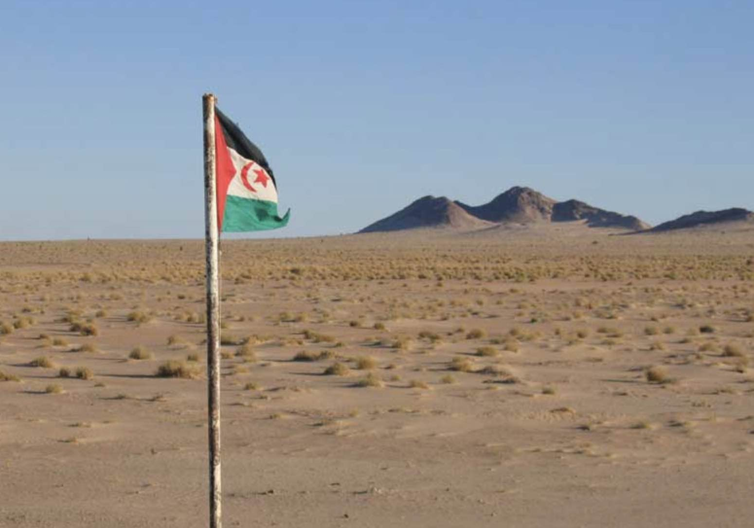 Marruecos, Sahara Occidental, Israel, Oriente Medio