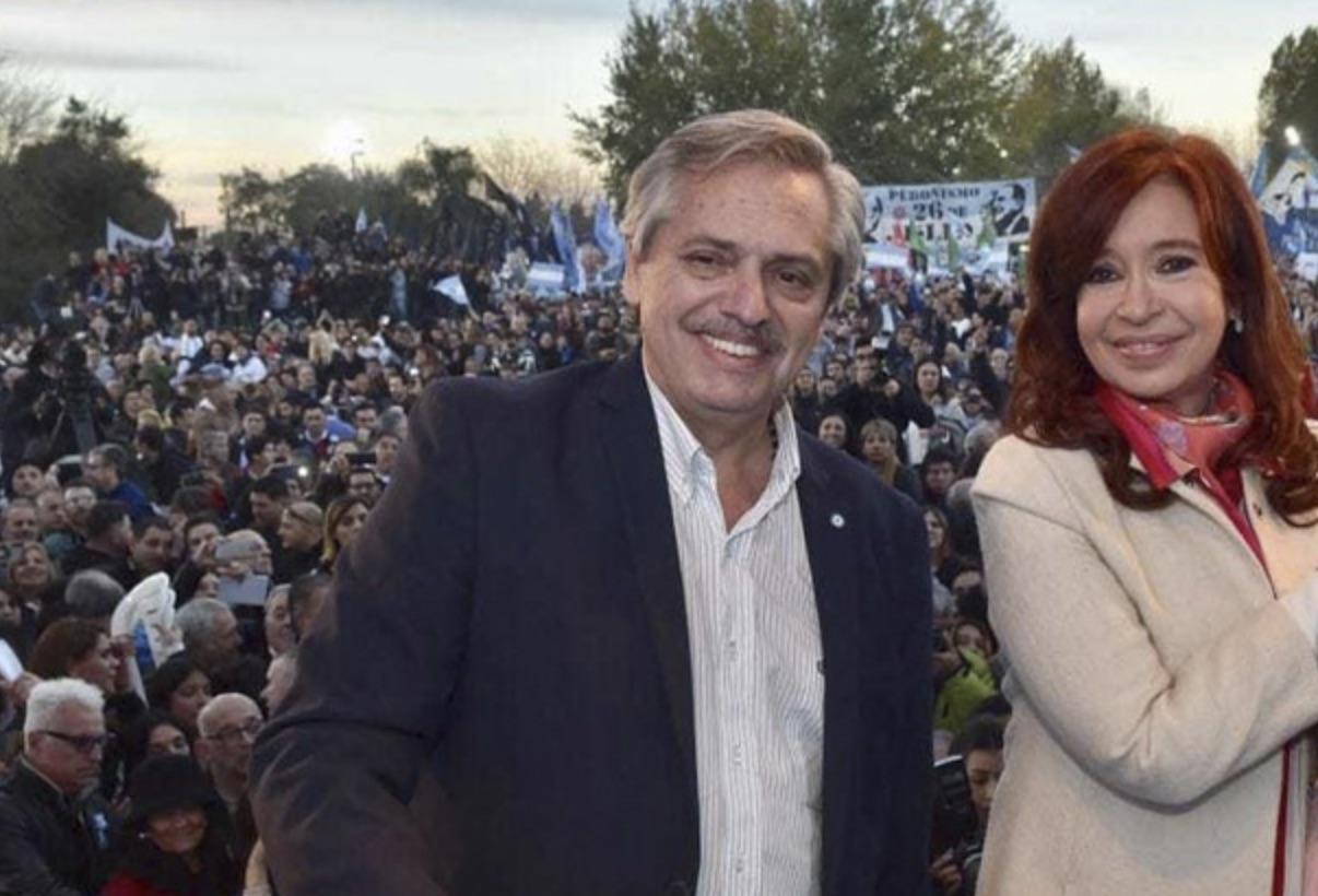 Alberto Fernández y Cristina Kirchner, Corrupción política