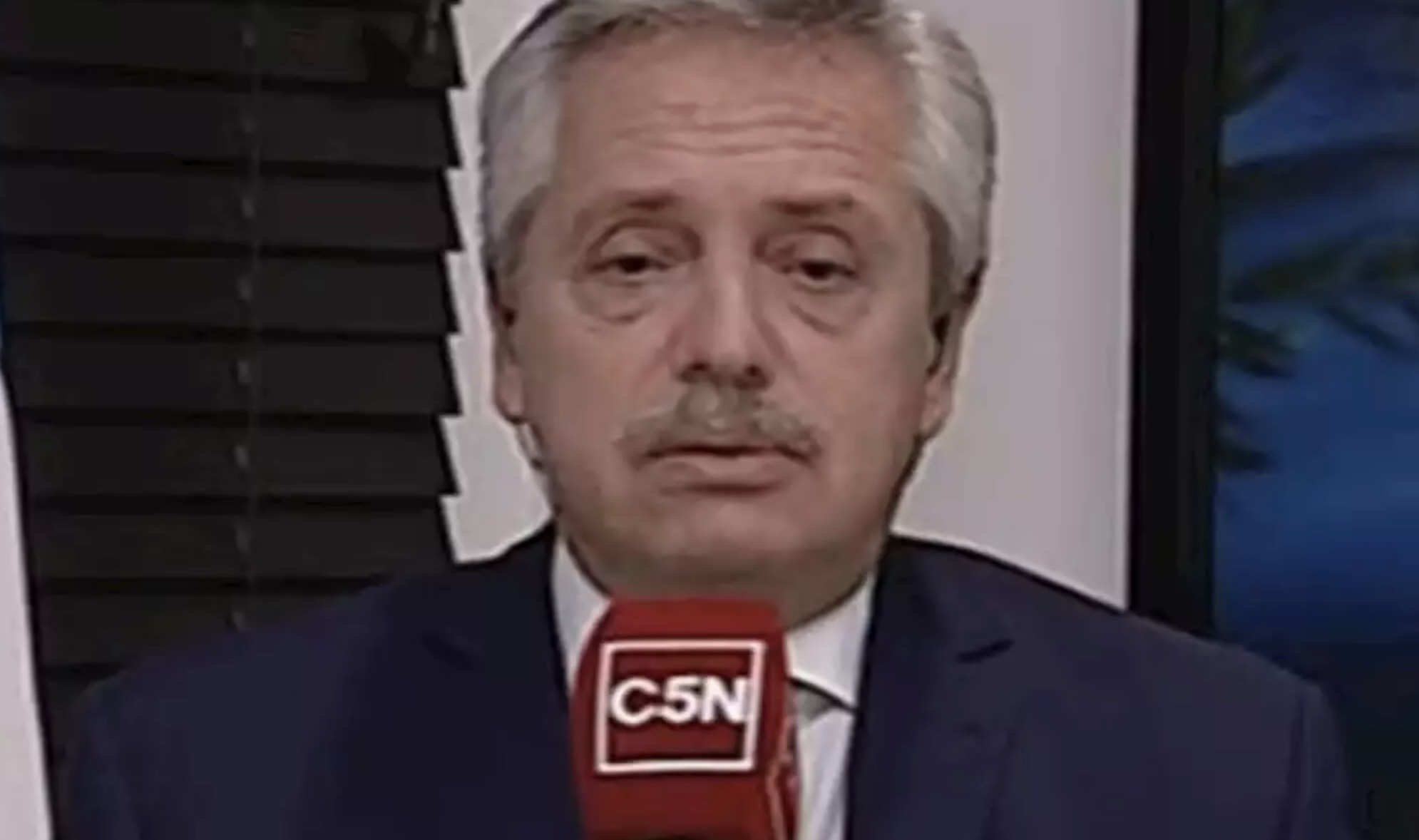 Alberto Angel Fernández