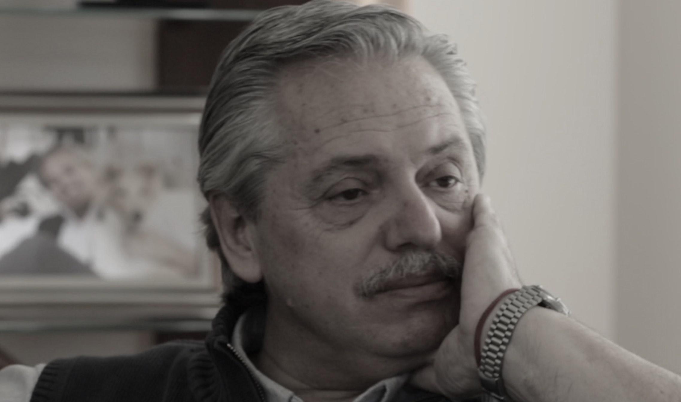 Alberto Fernández enfermo, Enrique Guillermo Avogadro, Kirchnerismo