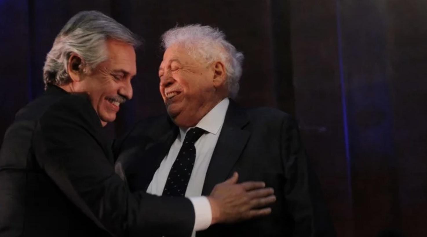 Alberto y Ginés