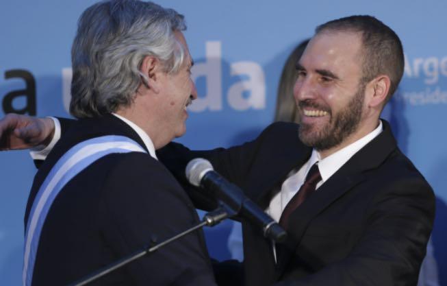 Martín Guzmán y Alberto Fernández, Renuncia de Martín Guzmán