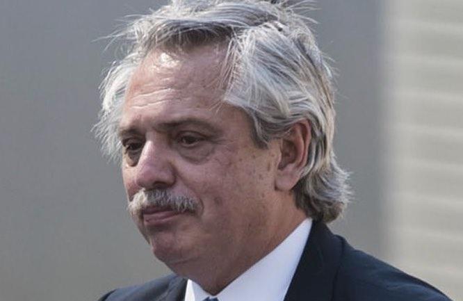 Alberto Fernández, Cansado, Frente de Todos