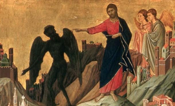 Alberto Fernández, Tentación, Demonio, Jesucristo, Demonio, Papa Francisco