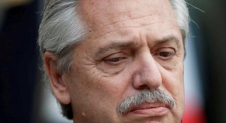 Alberto Fernández, Cambios en el Gabinete, Crisis Económica, Devaluación del peso argentino