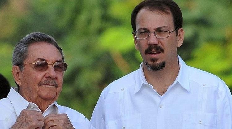 Alejandro Castro Espín, Raúl Castro