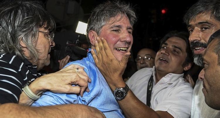 Amado Boudou libre, Saqueo, Kirchnerismo, Peronismo, Corrupción judicial, Jueces corruptos, Corte Suprema