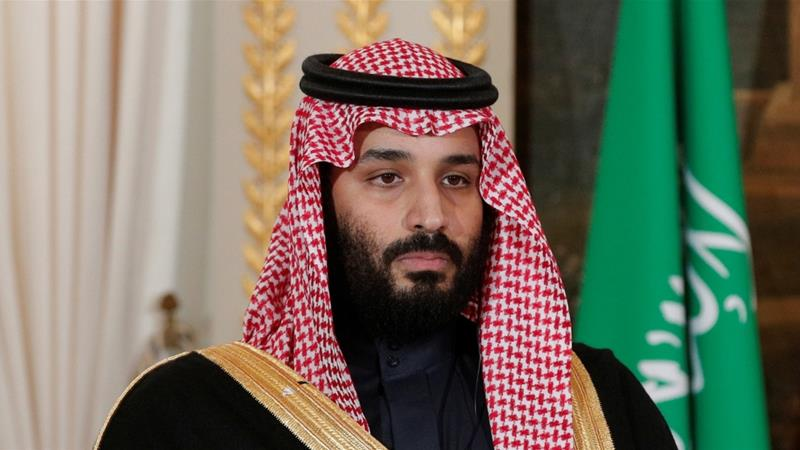 Príncipe saudí, bin Salman