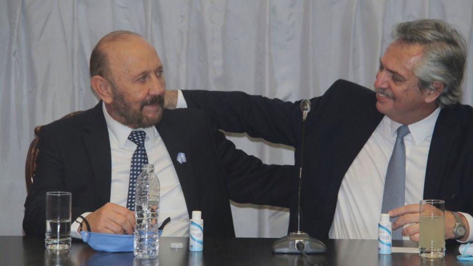 Alberto Fernández, Capitán Invidente, Gildo Insfrán, Formosa, Represión, Crimen organizado