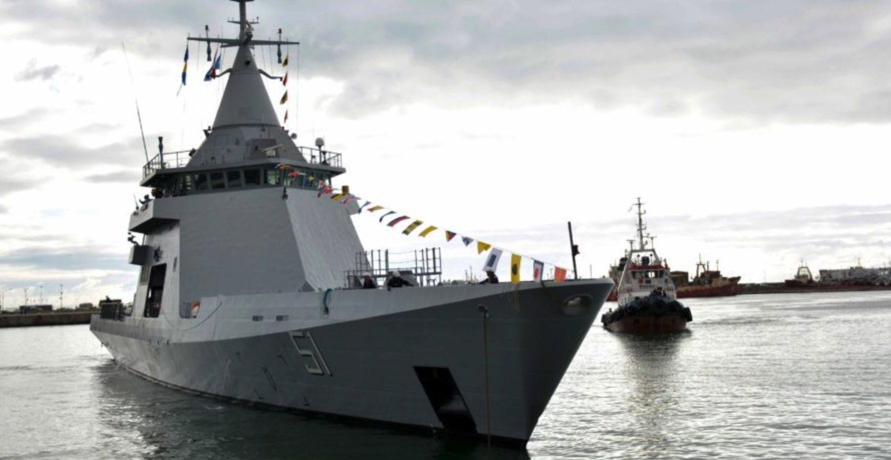 Argentina, Armada, Defensa Nacional