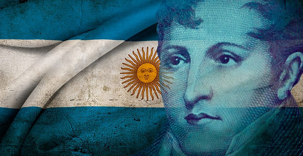 Argentina, bandera