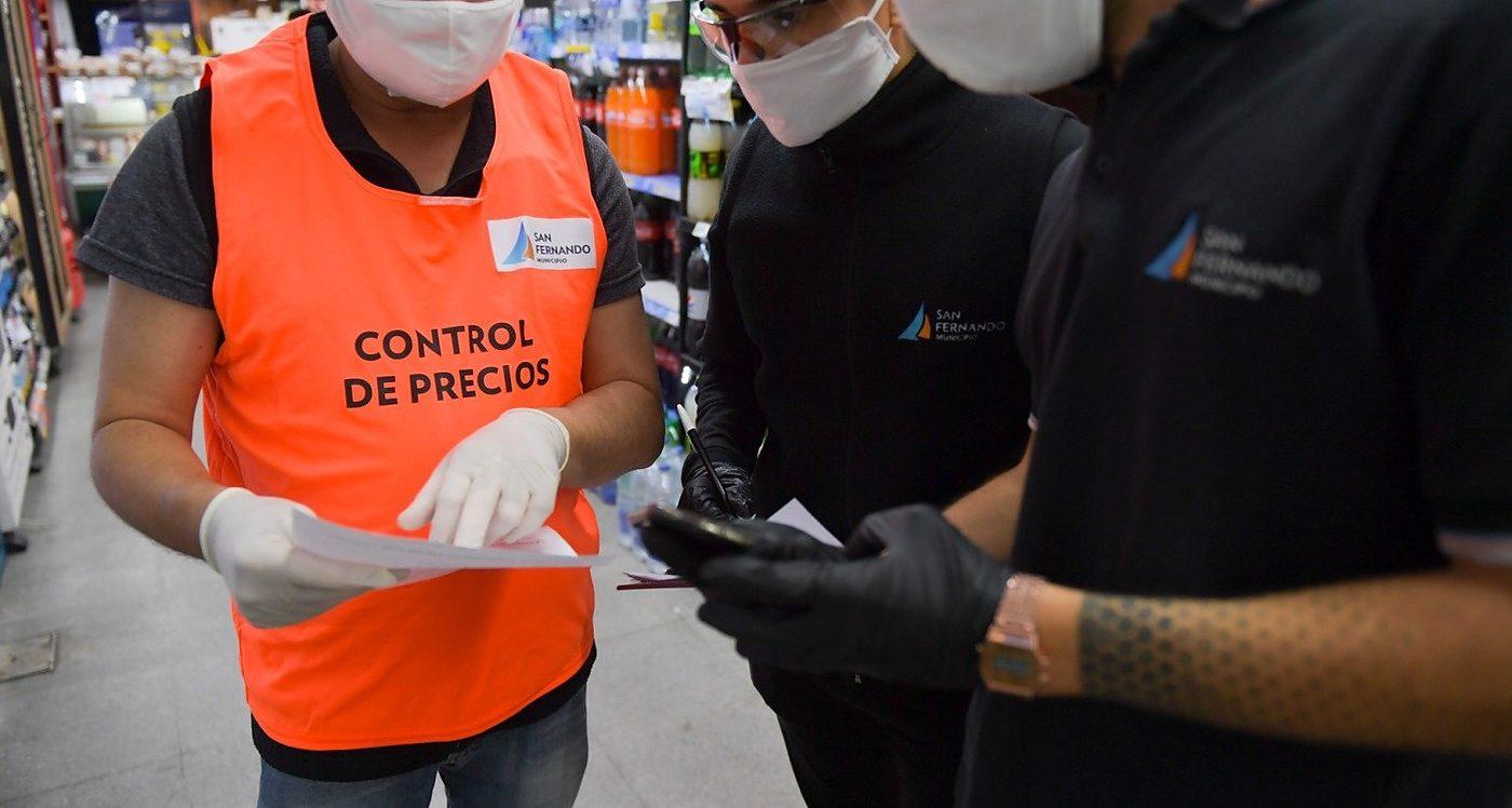 Argentina, Controles de precios