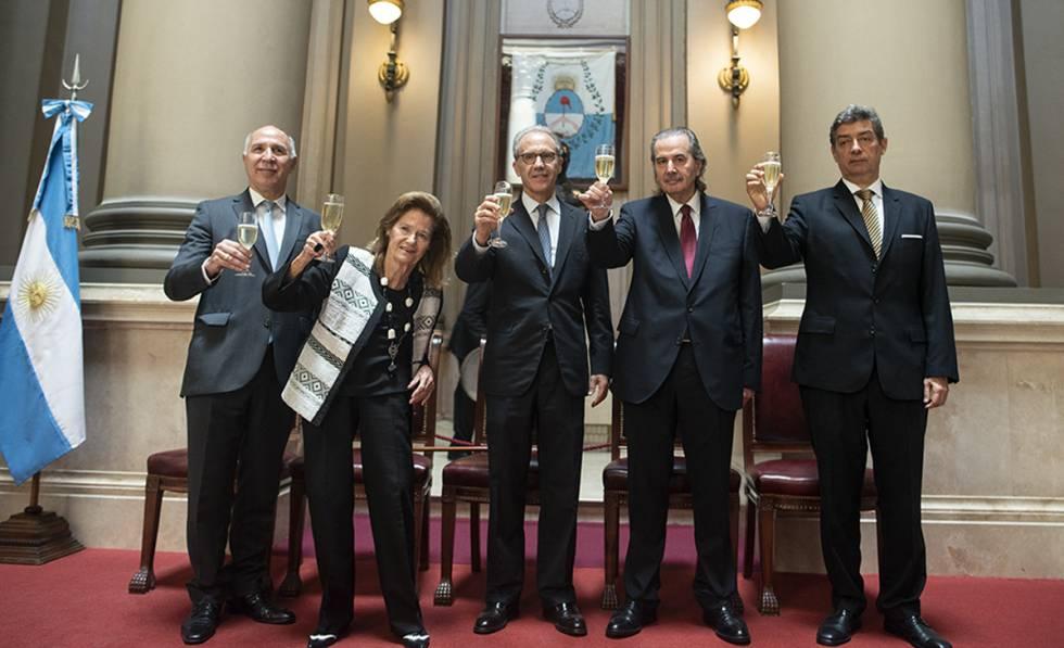 Corte Suprema, Kirchnerismo, Corrupción judicial, Lorenzetti