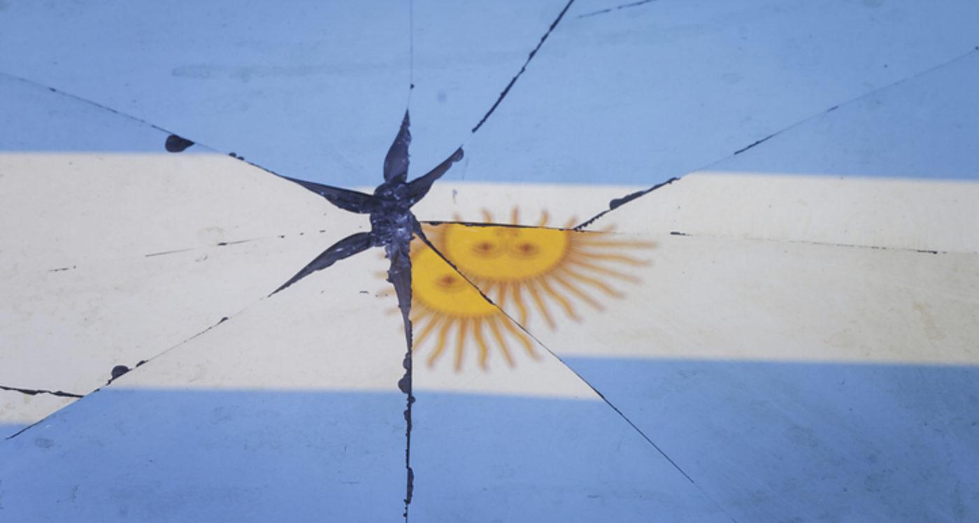 Avogadro, Fracaso Argentino