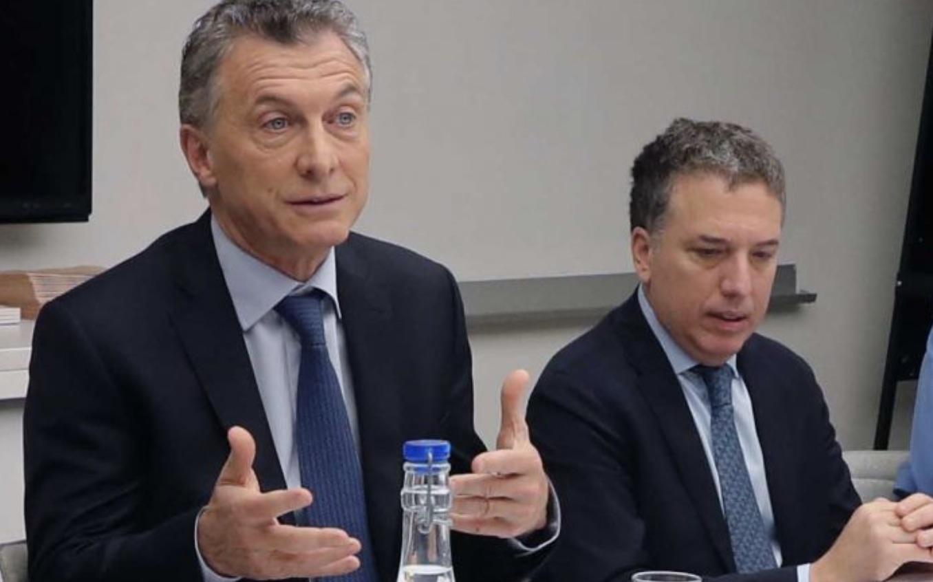 Argentina. Mauricio Macri, Nicolás Dujovne