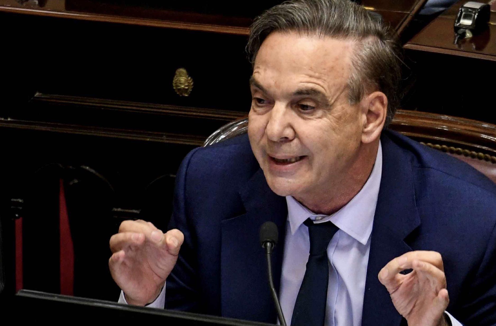 Miguel Pichetto, Política argentina, Sergio Nerguizian