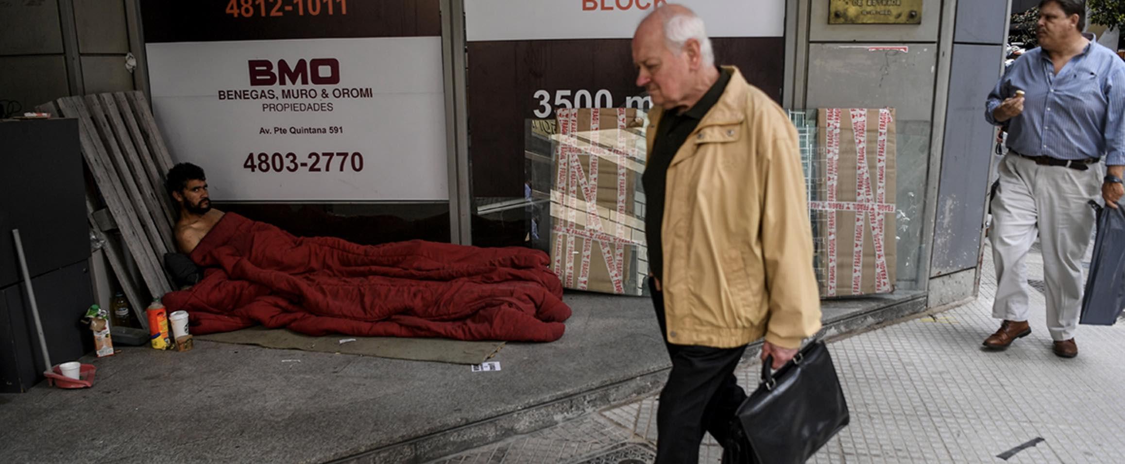 Argentina de Alberto Fernández, Pobreza, Deuda externa, Cuarentena