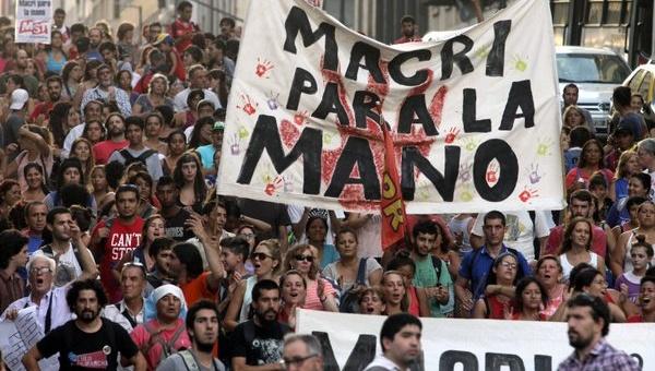 Centro CEPA, protestas
