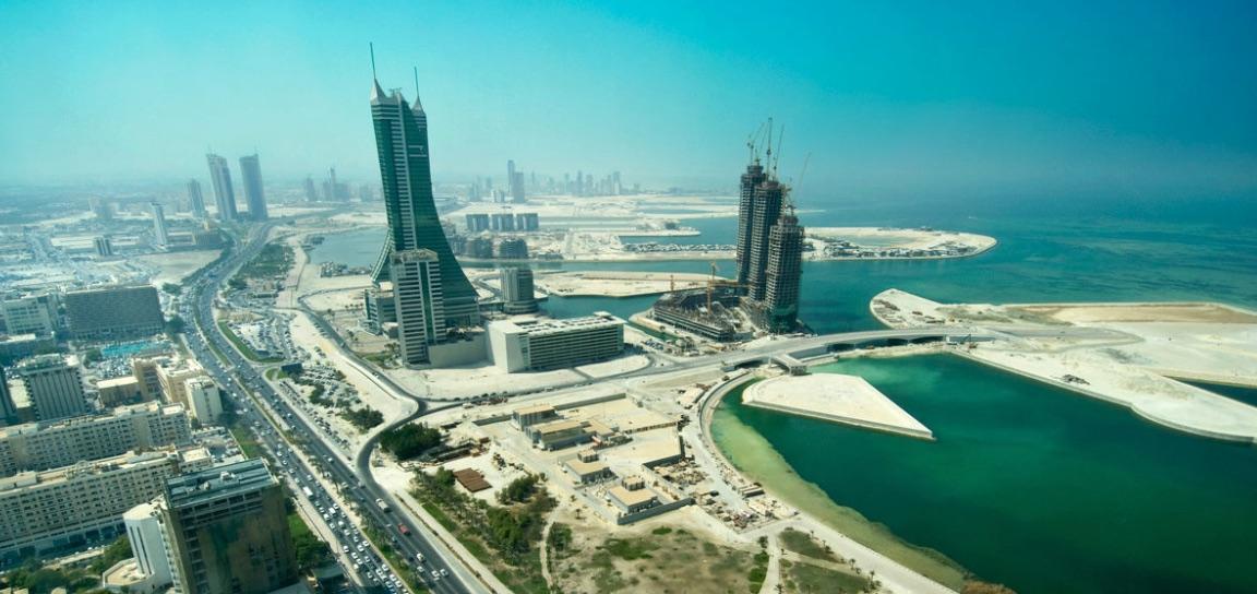 Bahrein, Estados Unidos