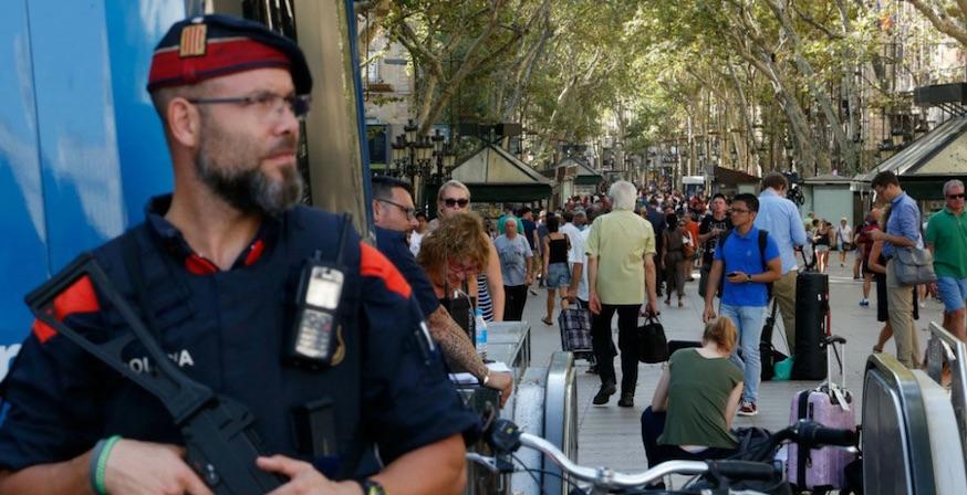 Barcelona, seguridad, atentados