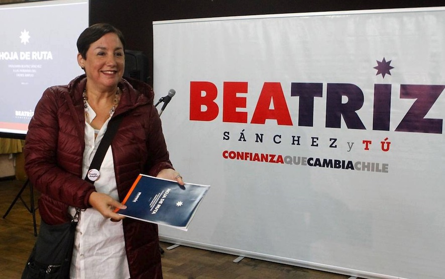 Beatriz Sánchez, Chile