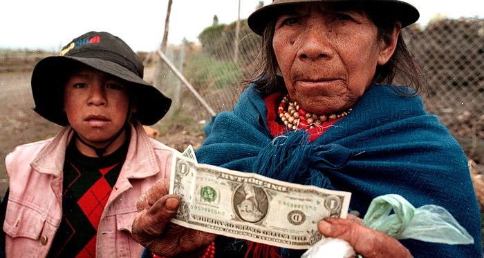Dólar, Bolivia