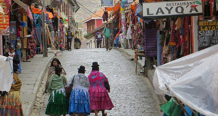 Bolivia, Economía