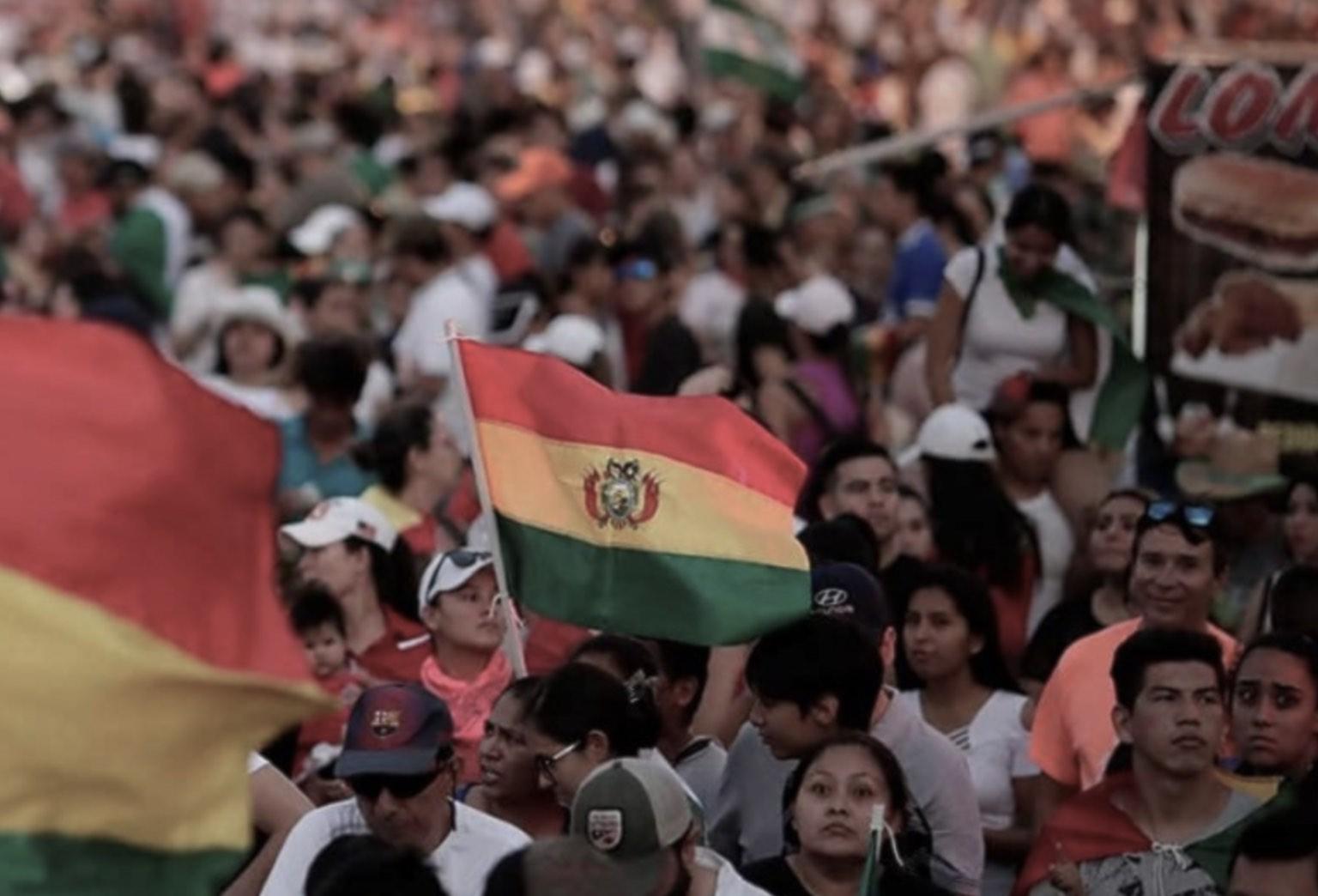 Bolivia, marchas contra Evo Morales