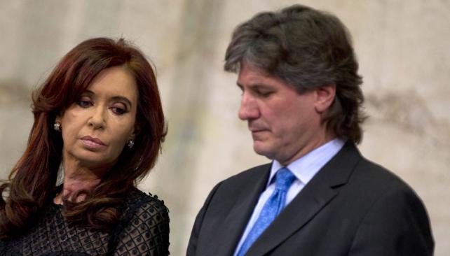 Boudou, CFK