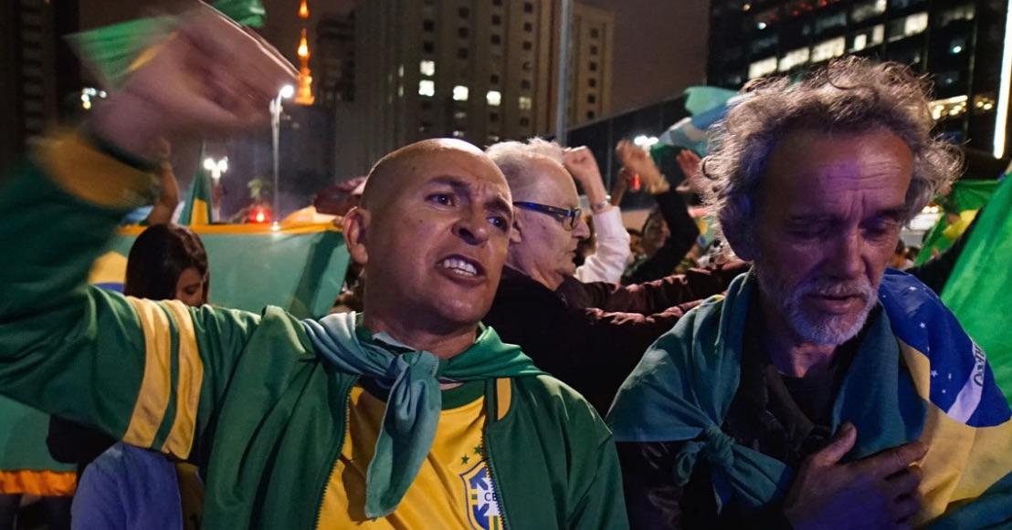 Victoria de Bolsonaro en Brasil