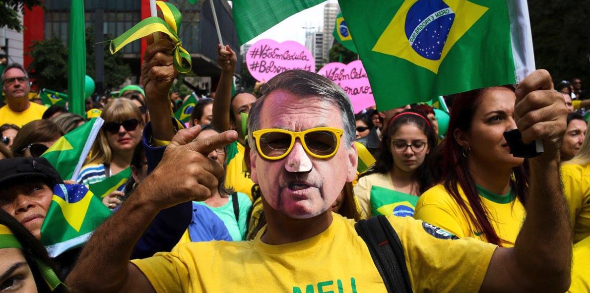 Brasil, Votantes de Jair Bolsonaro, Encuestas Bolsonaro, Ganador Bolsonaro, Elecciones presidenciales en Brasil
