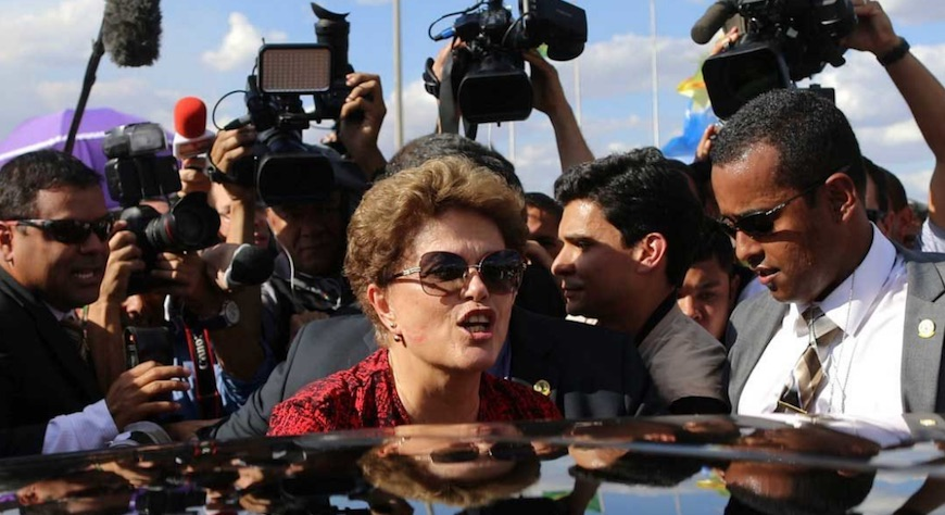 Brasil, impeachment a Dilma Rousseff