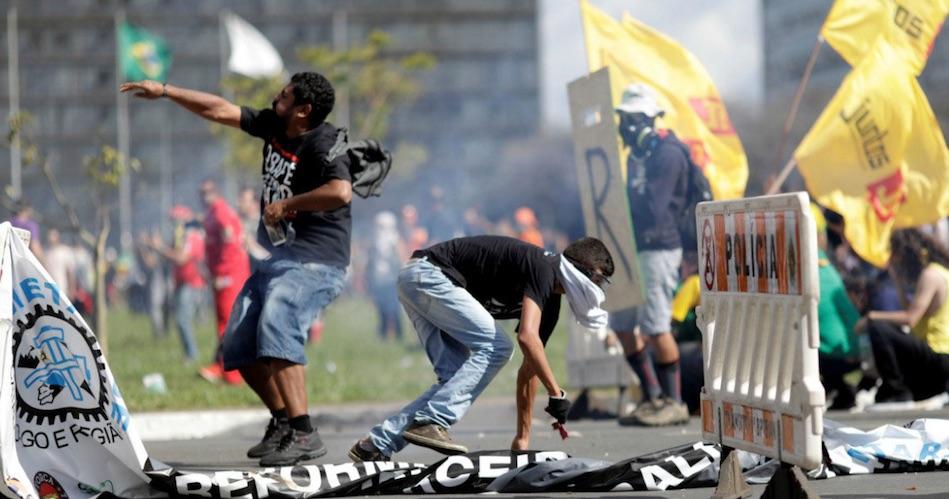 Corte Suprema permite interrogatorio policial a Michel Temer — Brasil