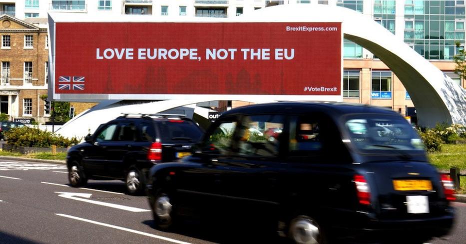 Londres, Brexit