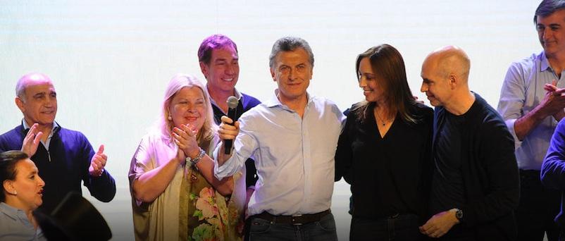 Cambiemos, victoria, Clarín
