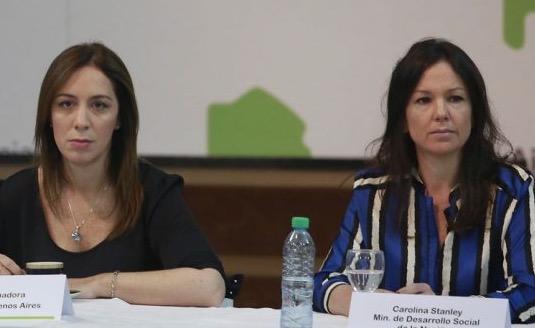 Carolina Stanley, María Eugenia Vidal, Populismo, Fracaso de Cambiemos