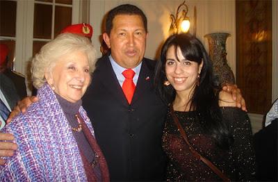 Carlotto, Chávez