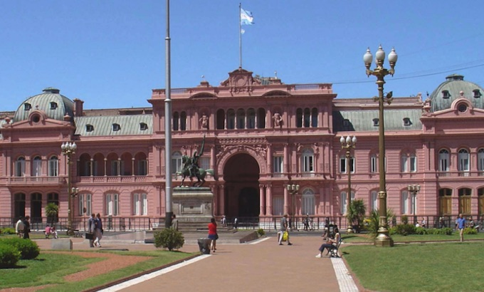 Casa Rosada, Argentina, Buenos Aires, Mauricio Macri