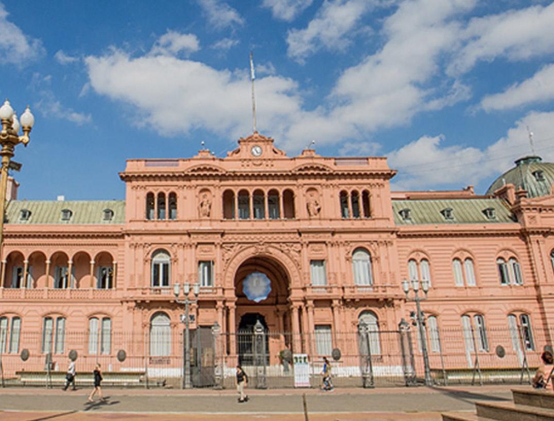 Casa Rosada, Alberto Fernández, Martín Guzmán, Gobierno argentino