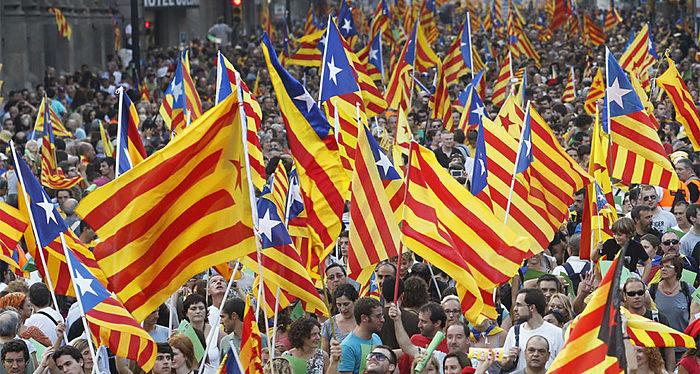Catalunya, banderas