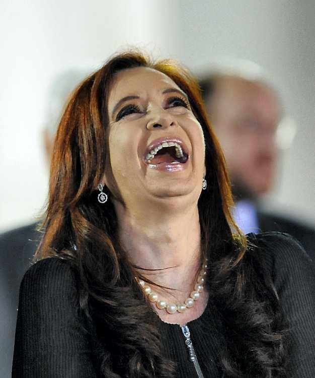 Cristina Kirchner, Frente de Todos