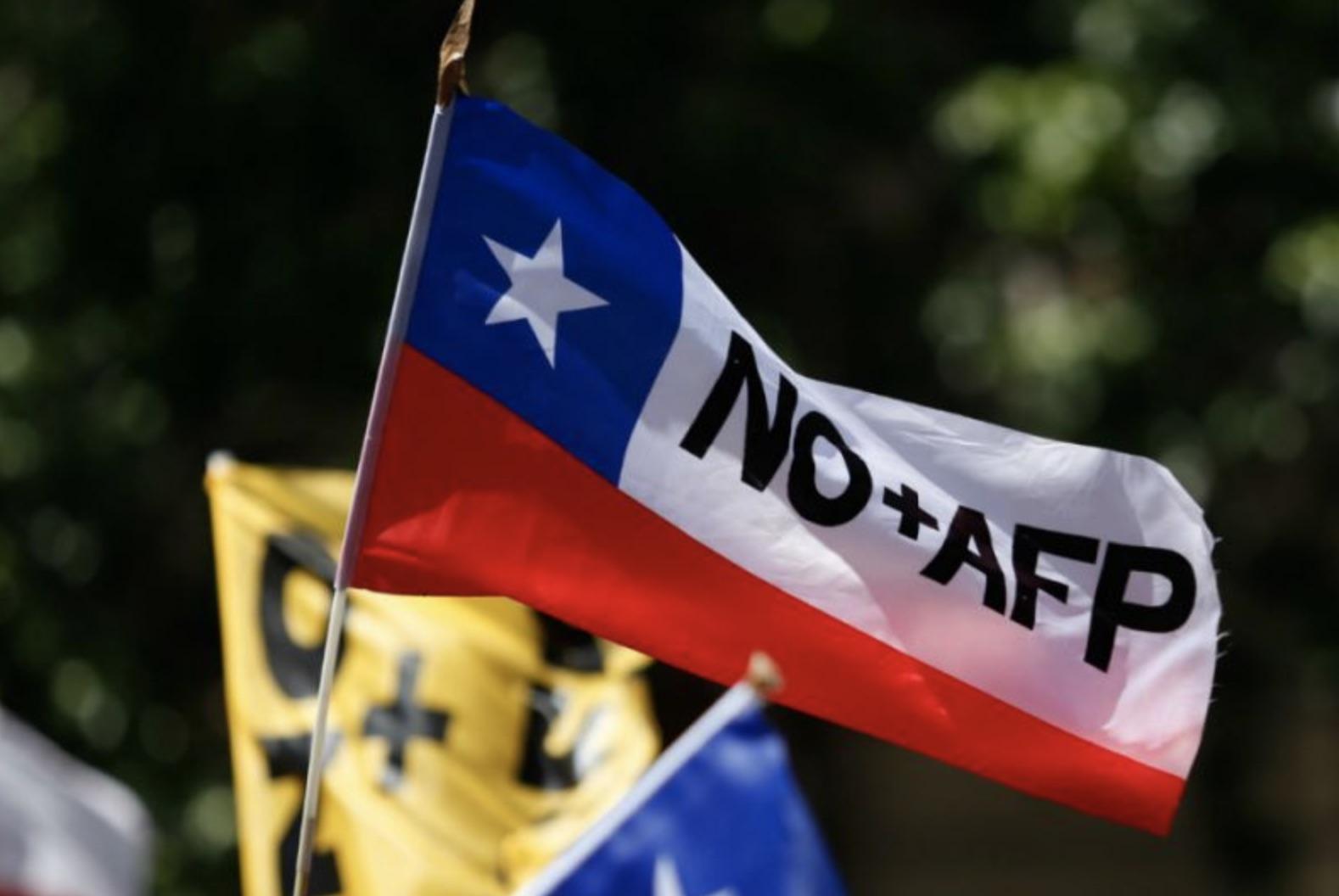 Chile, AFPs, Pensiones, Economía chilena