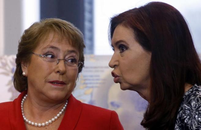 Chile, Michelle Bachelet, Nueva Constitución, Extrema izquierda, Cristina Kirchner, Socialismo