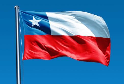 Chile, bandera