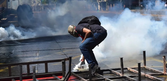 Chile, incidentes, progresismo, socialismo