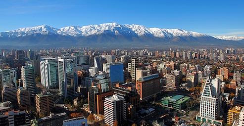 Chile, Santiago
